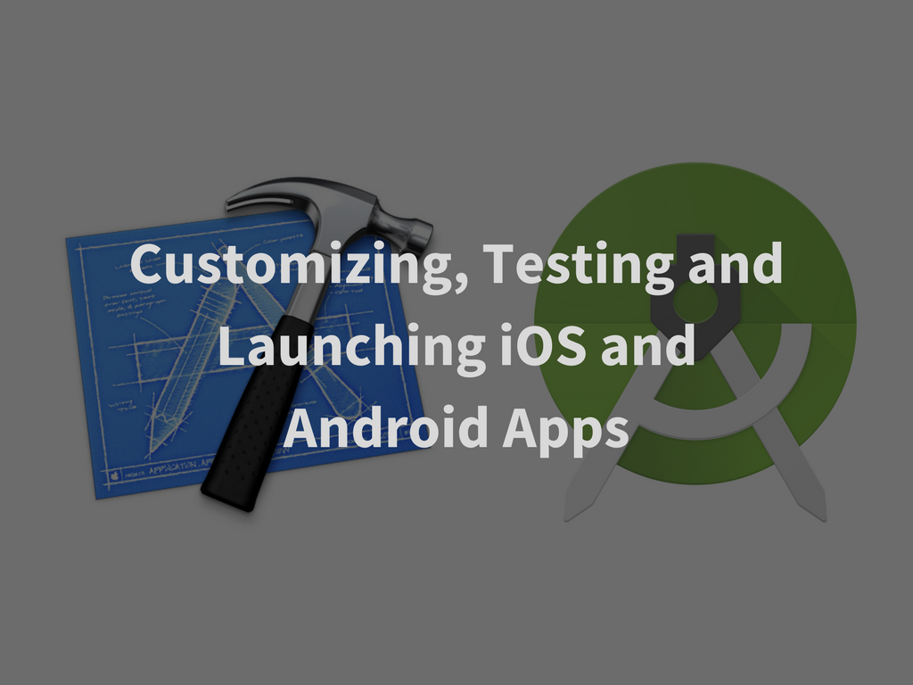 Customizing, Testing and Launching iOS and Android Apps | Dropsource